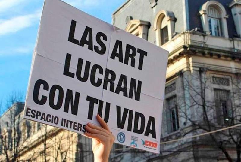 ley nacional de las ART