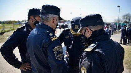 demora policial