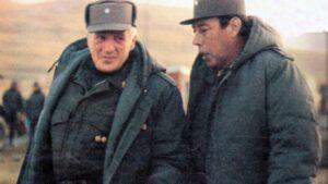 Reagan y Galtieri